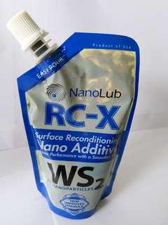Nanolub RC-X engine oil additive