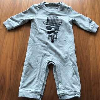 二手:12-month Baby Bodysuit