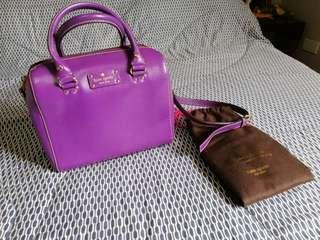 Kate Spade bag (original, used 5x only)