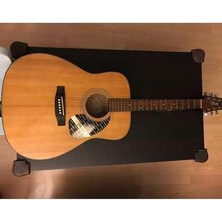 LETTING GO CHEAP!!TAKAMINE GUITAR