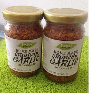 Crunchy Garlic