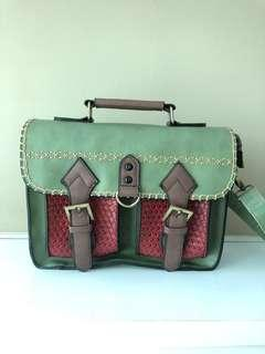 Satchel bag from Dressabelle