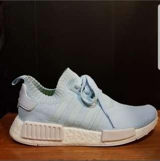 Adidas NMD R1 PK French blue US 7.5/8.5womens UK 7 msrp$300