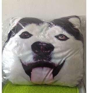 Dog Design pillow
