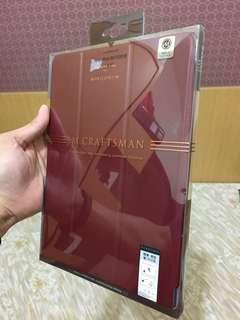 🚚 〈M.CRAFTSMAN〉2017/2018 iPad 9.7吋 極輕薄保護套-酒紅