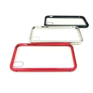 **全新翻貨** 超強 360°全包磁性玻璃殼 <iPhone XR>