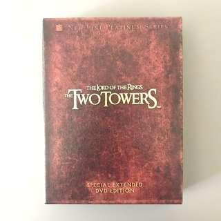 The Lord of the Rings: The Two Towers (Special Extended DVD Edition)