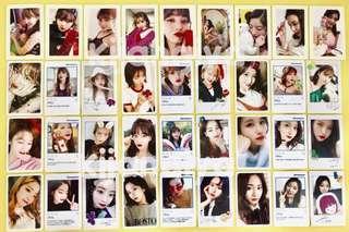 TWICE Twicetagram Likey Official Photocard
