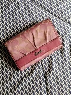 Coach wallet (original)