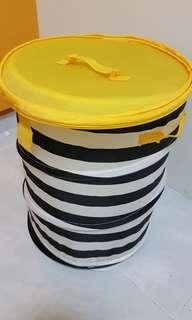 Used in Great Condition 9/10 Flyttbar IKEA Basket with lid U.P 9.90