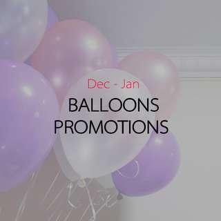 💥BALLOONS PROMOTIONS💥