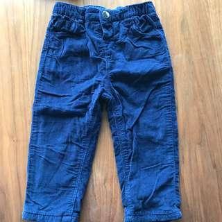 二手:12-18 month 長褲