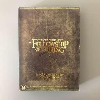 The Lord Of The Rings: The Fellowship of the Ring (Special Extended DVD Edition)