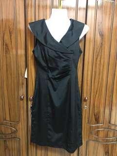 Kitschen Black night dress - non body hugging