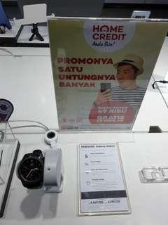 Samsung Galaxy Watch cicilan dengan Home Credit promo 0%