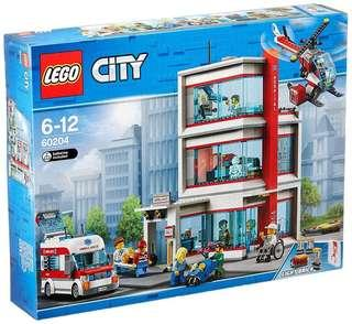 [NEW] Lego City 60204 - City Hospital