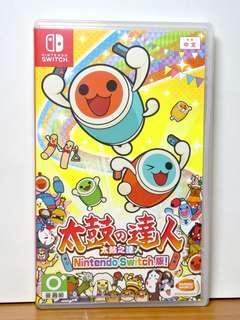 太鼓達人 可換Mario Party switch Taiko no Tatsujin