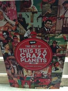 This is A Crazy Planets book 2 (Essays by Lourd de Veyra)