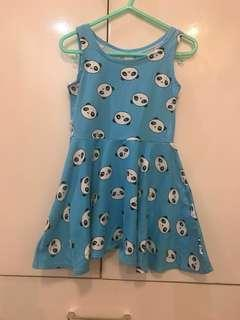 Set of 5 Dresses X Gingersnaps X Periwinkle X Peppermint X Zara X H&M X Gap X Old Navy X Mothercare X Carters