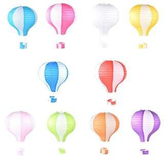 Hot Air Balloon Party Decoration