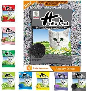 Hello Cat Litter 10L