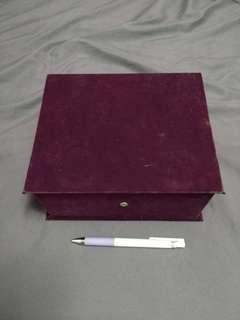 Velvet Box from Taylor Swift Wonderstruck Perfume