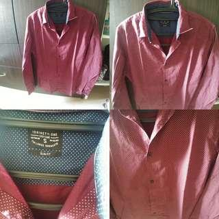Cotton On Long Sleeves S Slim Fit