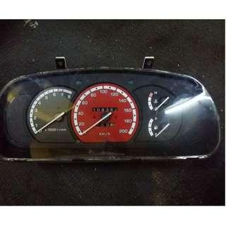 Meter Wira 1.5 manual Special Edition