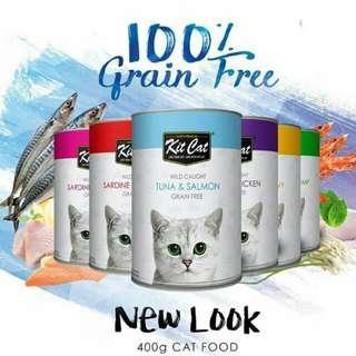 Kit Cat 400g