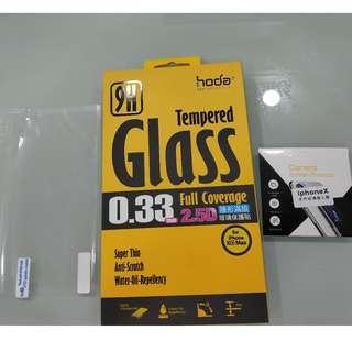 HODA 9H iPhone XS MAX Tempered Glass Freebie