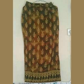 Rok batik motif Panar Hadi