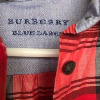 Authentic Burberry Blue Label Japan