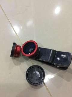 Fisheye Lens original