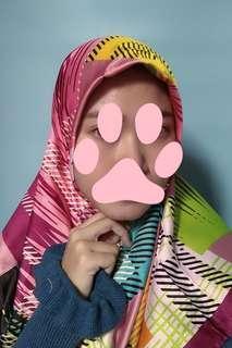 Hijab Silk