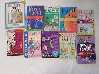 Roald Dahl series