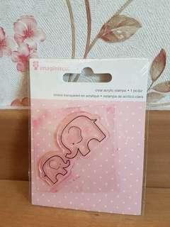 Imaginisce Elephant Stamper
