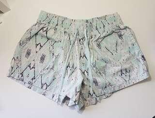 Bonds Patterned Shorts