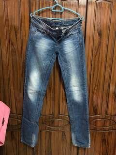 MNG skinny jeans