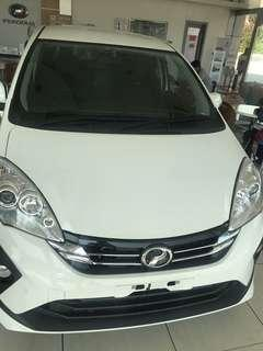 Alza 1.5 S , SE , Advance Manual & Auto