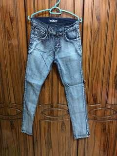 No brand skinny jeans