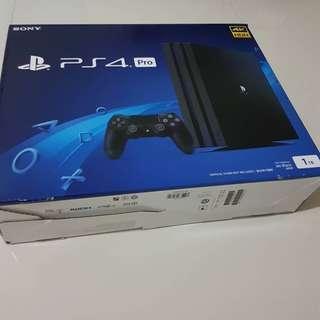 PLAYSTATION 4 / PS4 PRO 1TB - BONUS GAME PERSONA 5