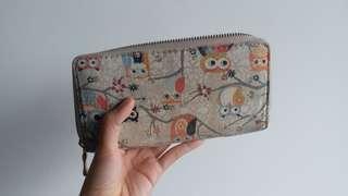 Dompet Burung Hantu / Owl Wallet