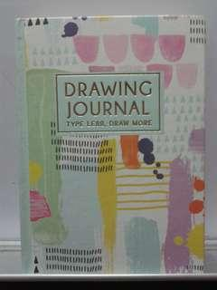 Typo Drawing Journal / Activity Journal #BlackFriday100