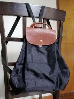 Longchamp (original) backpack
