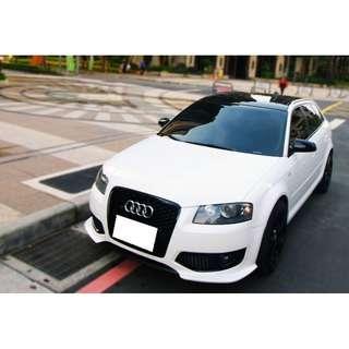 Audi  A3  2.0T   '06  白