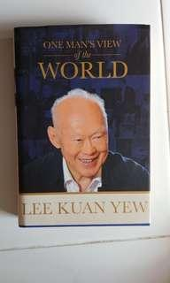 One Man's View of the World by Lee Kuan Yew