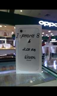 iPhone 8 256 GB Bisa  Cicil Promo Bunga 0%