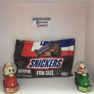 Snickers Funsize