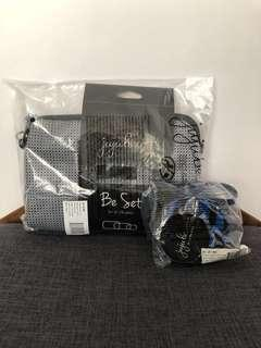 BNIP Jujube Black Matrix Be Set and Electric Black Pacipod Bundle