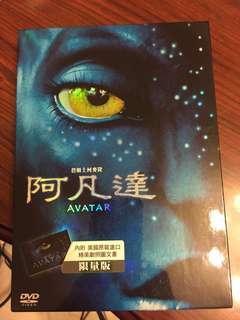 阿凡達.DVD限量版